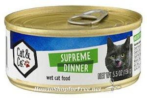 FREE Cat & Co. Wet Cat Food ~ Kmart Friday Fix!