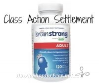BrainStrong with DHA — Class Action Settlement