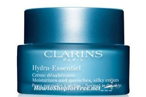 Free Sample of Clarins Silky Cream!