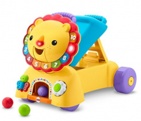 **Amazon Deal** Fisher-Price 3-in-1 Sit, Stride and Ride Lion, Lowest Price!