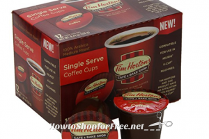 **Amazon Deal** 6 Boxes of Tim Horton's 12-Count Single Serve Coffee Cups ($31 Shipped, like $.43 Per Cup)