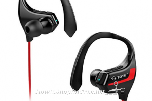 **Amazon Deal** TOTU Bluetooth Headphones Only $17.99 (Reg. $69.99)