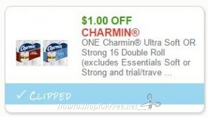image relating to Charmin Coupons Printable referred to as Refreshing Printable Coupon** $1.00 off one particular Charmin How in the direction of Store