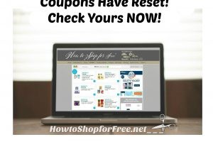 Print NEW & Reset Coupons for November!
