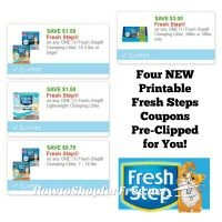 photo regarding Fresh Step Printable Coupon called Pet dog Materials How in direction of Store For Cost-free with Kathy Spencer