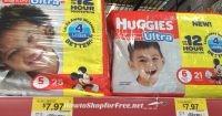 Huggies Diapers $5.97 at Walmart!