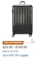 **Amazon Deal of the Day** UP to 60% off Luggage!