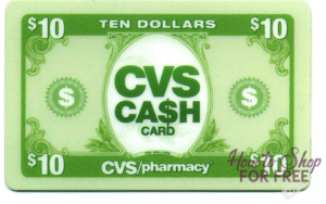 Understanding How CVS Cash Cards Work