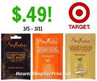 HOT DEAL! Shea Moisture Masque only $.49 at Target!