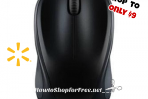 Logitech Wireless Mouse +Unifying Receiver ~NOW ONLY $9!