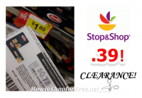 Barilla Collezione only $.39 at Stop & Shop!