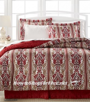 60% OFF 8pc. Reversible Bedding Set!! So Cute!!