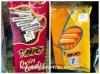 More FREE BiC Razors at Job Lot with 4/2 SS Coupon!!