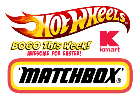 Toy cars from 55 how to shop for free with kathy spencer bogo hot wheels matchbox cars kmart 326 41 great for gifts negle Gallery