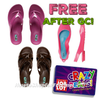 FREE Ladies Sandals at OSJL ~Crazy Deal still going!