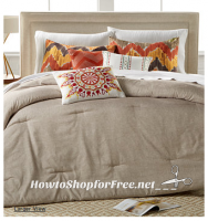 75% OFF Cape Town 6pc. Comforter Set *Macy's CLOSEOUT!*