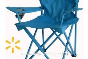 $1.75 Kids' Folding Camp Chairs @ Walmart.. maybe lower near you?
