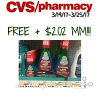 Wow $2.02 MM On Colgate Mouthwash at CVS (3/19/17-3/25/17)