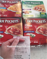 RUN!!!  Hot Pocket Money Maker at Rite Aid!!