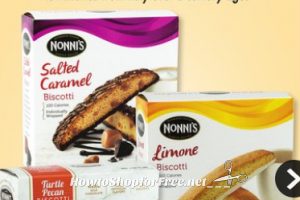 Nonni's Biscotti ONLY $1.49 @ Job Lot this week, YUM!!! (3/30-4/5)