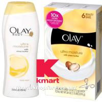 Olay Shower Products for $3.49 at Kmart! ~Last Chance to Use Q!