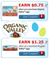 Up to $2 Cash Back wyb Organic Valley Eggs ~ New on Ibotta!