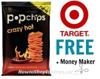 FREE + Money Maker on Popchips at Target!