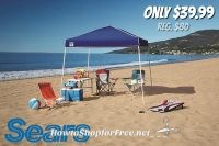 10'x10' Instant Canopy 50% OFF ~HOT Deal for Summer!