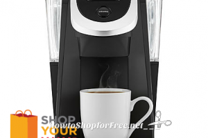 Keurig 2.0 K200 ~ Only $68.41 from #Kmart WOW!