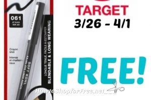 Free Rimmel Eye Cosmetics at Target! 3/26 – 4/1