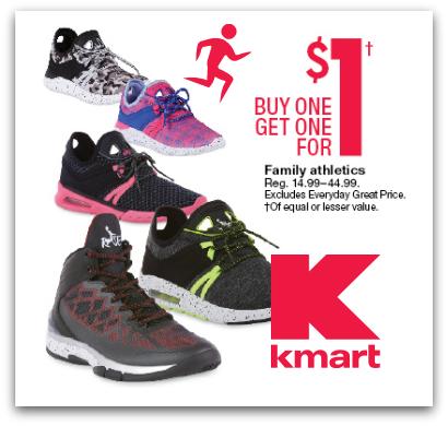 Bogo Kmart Black Friday Shoes