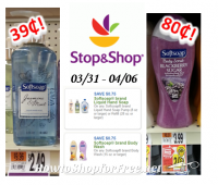 Softsoap Deal at Stop & Shop!