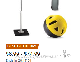 Up to 50% off #Baseball & Softball Equipment ~ Deal of the Day