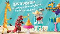 """Toys""""R""""Us Geoffrey's Birthday Club = Birthday Freebies+More!"""