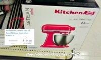 KitchenAid® Artisan® Mini Stand Mixer $165 +Where in Stock (LOTS!)