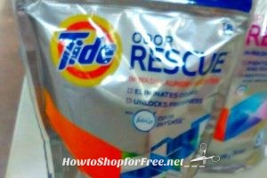 WOW, Tide Rescue $3 w/ Clearance+Coupon! ~Maybe LESS!!
