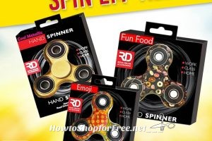 Fidget Spinners are at Job Lot ~ AND ONLY $3.99!!!