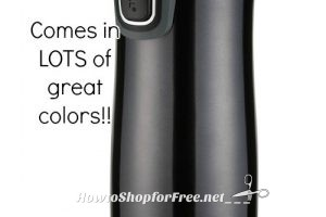 $10.78 Contigo Autoseal Travel Mug ~People RAVE over this bottle!