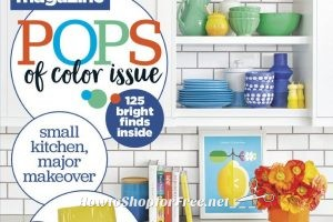 HGTV Magazine, only .50/issue!! ~Gift Idea for Mom!