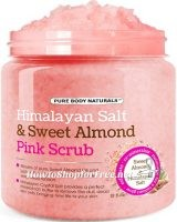$11.16 Body Scrub with Himalayan Salt *Lightning Deal* Fab for Mom!