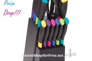 Farberware 15pc. Colorful Cutlery NOW as low as $1 ~Check Near You!