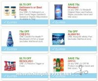 Twenty-Three 75¢ Printable Coupons Pre-Clipped for You!