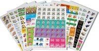 WOWZER, 432 Planner/Scrapbook/Calendar Stickers for $8.99!!!