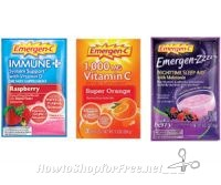 Free Samples of Emergen-C or Emergen-Zzzz
