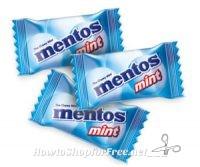 Free Mentos Mints at Walmart with Freeosk!