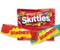 Free Skittles & Starburst at Sam's Club with Freeosk