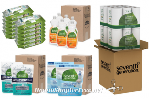 WOWZA!!! Up to 55% Off Select Seventh Generation Products When You Buy 2 — Includes Diapers & Wipes!