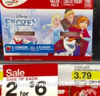 Yoplait Yogurt as Low as $.25 per cup at Target! 4/23 – 4/29