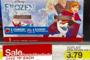 Yoplait Yogurt as Low as $.25 per cup at Target! 4/23 – 4/29