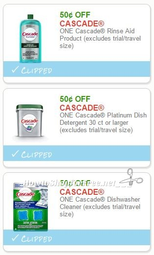 photo regarding Cascade Coupons Printable identify Fresh new Printable Coupon codes** 3 Cascade Discount coupons Pre-Clipped for
